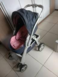 Carrinho de Bebê 1 ano de uso