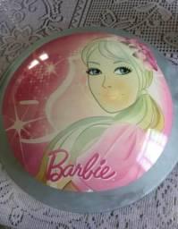 Paflon luminária da Barbie