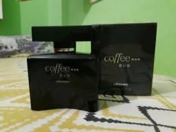 Coffe Woman e Man Duo Boticário