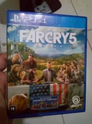 Jogo de Ps4 Far Cry 5