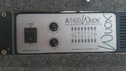 Amplificador 1400 wvox machine estado de novo zap 73981846820