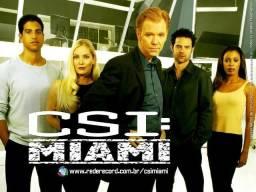 CSI Miami - 1ª a 10ª temporadas dubladas ou legendadas = 40 dvds