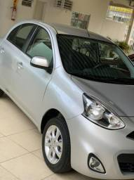Nissan march 1.6 SV completo - 2017