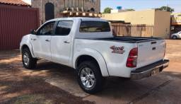 Hilux Diesel 4x4 Ano 2010