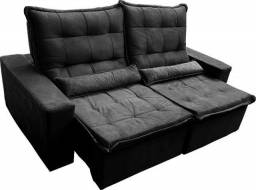 Sofa Maricá ZXCJunho C2 Retrátil e Reclinavel Havai