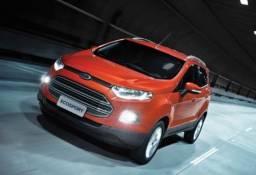 Carro Ford Ecosport Titanium 2.0 ano: 2015 cor: Laranja
