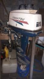 Motor de poupa 25 hp Tohatsu