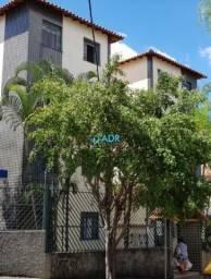 Apartamento para alugar com 3 dormitórios em Caiçara, Belo horizonte cod:ADR3805