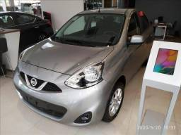 NISSAN MARCH 1.6 SV 16V FLEXSTART 4P XTRONIC