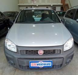 Fiat Strada Hard Working 1.4 Prata