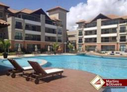 Apartamento com 3 dormitórios à venda, 88 m² por R$ 550.000 - Porto das Dunas - Aquiraz/CE