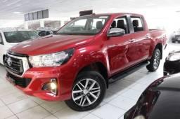 Toyota Hilux 2.8 Tdi Srv Cab. Dupla 4x4 Aut. 4p (ENT +PARC)