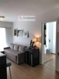 Apartamento à venda com 1 dormitórios em Jardim leonor, São paulo cod:MIRS113946