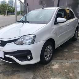 Vendo Toyota Etios Hb 1.5 Xs At - 2018
