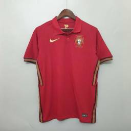 Camisa Portugal Home 2020