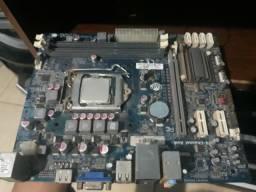 Processador i5 2500 3.3Ghz + placa mãe
