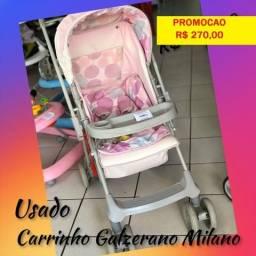 Galzerano Milano II - Carrinho para bebe