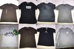 Camisas masculinas Levi's, uss polo assn importadas