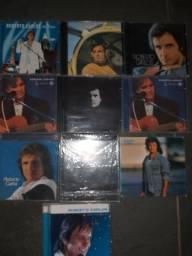 10 Cd's Rei Roberto Carlos cada $5,00