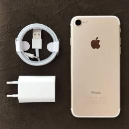 iPhone 7 de 32GB Todo Original Tudo Funciona Estudo Troca Parcelo no Cartão