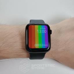 Smartwatch Iwo w26 te infinita novo na caixa