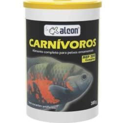 Ração Para Peixes Carnívoros Alcon -300g
