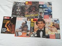 Para fãs de Airton Senna