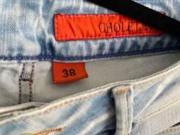 Calça Jeans P ( 38 ) semi nova