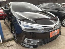 Toyota corolla XRS AT entrada de 8.000,00
