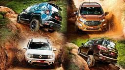 Hillux, Sw4, S10, Frontier Toro, bmw x1, Jeep
