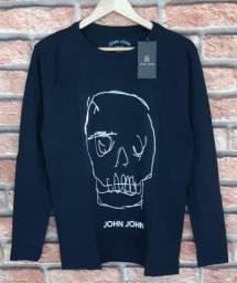 Camisa manga longa John John