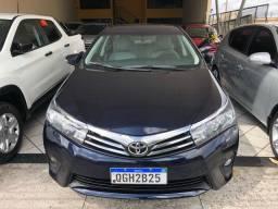 Toyota corolla GLI aut flex ano 2017