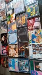 Vendo todos esses CD's originais