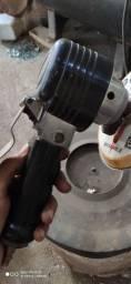 Lixadeira angular pneumática
