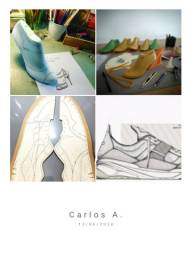 Modelista de calçados diversos *