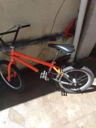 Bicicleta aro 20 Usada