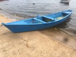 Barco de madeira 1500