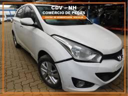 Sucata Hyundai HB20 1.6 128cv Aut Flex 2015 (Somente Retirada de Peças)