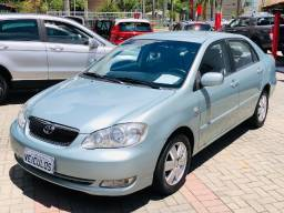 Toyota Corolla seg 1.8 automático 2008 96,000 km