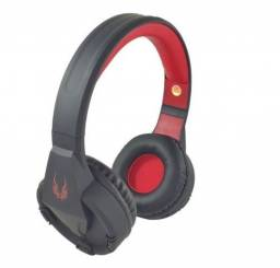 Fone Headphone Bluetooth Sd/radio/microfone