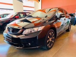 Civic LXR 2.0 Automático Completíssimo 2015 (Aceitamos Trocas e Financiamos)