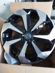 Roda aro 17 Black diamantada