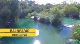 Título do anúncio: Lote de 40.000 m² no Condomínio com lazer completo no Loteamento Três Rios em Bonito MS