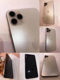 iPhone 11 Pro Max 256 gigas prata