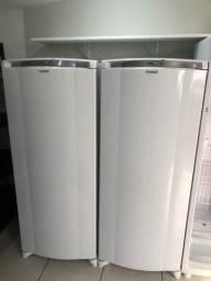 Freezer vertical cônsul 231l