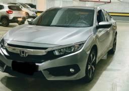 Título do anúncio: Honda Civic EXL CVT 2017, 16.700 KM rodados ... R$ 108.000