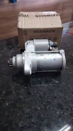 Motor de arranque linha Volkswagen novo original reduzido