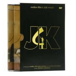 DVD BOX ORIGINAL SERIE JK DA GLOBO COM 5 discos
