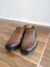 Sapato Rafarillo - 43 - Marrom