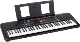 Teclado Yamaha portátil PSR-E263 61 teclas - Novo